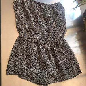 Caché Romper Almost Never Worn